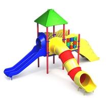 Детские игровые комплексы от 7 до 14 лет