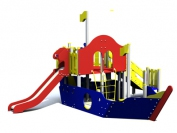 Детские комплексы корабли