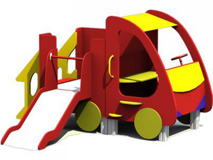 Детская машинка для сада своими руками фото 798